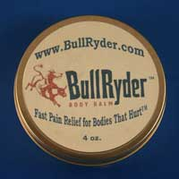 BullRyder Body Balm  - Neck Pain Relief